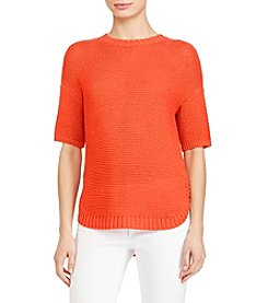 Lauren Ralph Lauren® Short-Sleeve Sweater