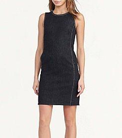 Lauren Ralph Lauren® Denim Shift Dress