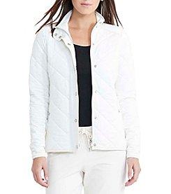 Lauren Ralph Lauren® Jersey Quilted Barn Jacket