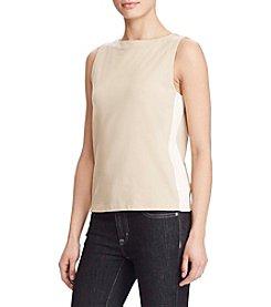 Lauren Ralph Lauren® Cotton Jersey Tank