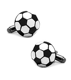 Cufflinks Inc. 3D Soccer Ball Cufflinks