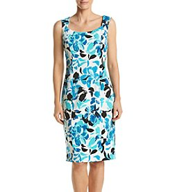 Kasper® Printed Floral Dress