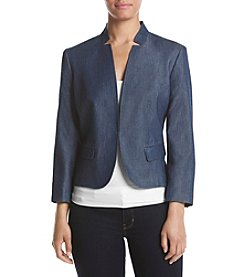 Nine West® Blue Denim Jacket