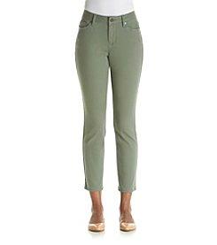 Earl Jean® Skinny Ankle Clean Jeans