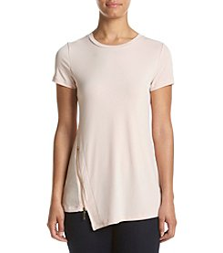 Ivanka Trump® Asymmetric Side Zip Top