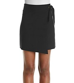 Ivanka Trump® Faux Wrap Skirt