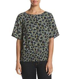 MICHAEL Michael Kors® Printed Kimono Top