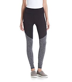 Betsey Johnson® Performance Spacedye Leggings