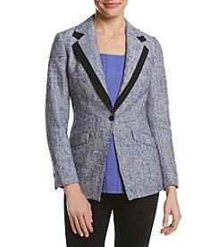 Anne Klein® Wide Notch Jacket