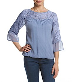 AGB® Lace Blouse