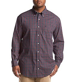 Nautica® Men's Big & Tall Plaid Shirt
