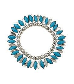 Studio Works® Shaky Marquise Drop Bracelet