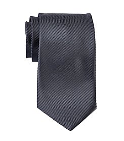 Geoffrey Beene Big & Tall Bias Stripe Tie