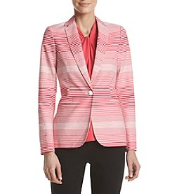 Tommy Hilfiger® Striped Blazer