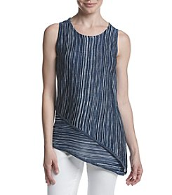 Joan Vass® Double Layer Tank