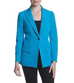 Anne Klein® Crepe Jacket
