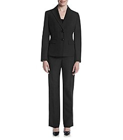 LeSuit® Double Button Jacket And Pant Suit Set