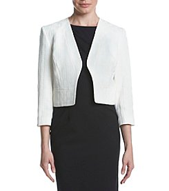Nine West® V-Neck Jacket