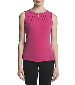 Ivanka Trump® Pleat Neck Camisole