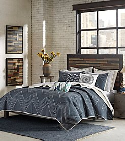 INK+IVY Pomona Cotton Coverlet Mini Set