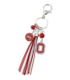 accessory PLAYS™ NCAA® Ohio State Buckeyes Keychain And Tassel