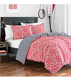 Poppy & Fritz Morgan Comforter & Sham Set
