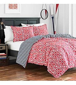 Poppy & Fritz Morgan Duvet & Sham Set