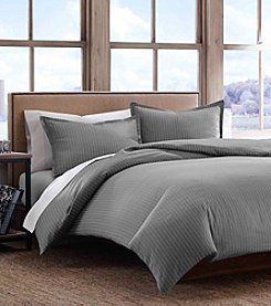 Eddie Bauer® Pinstripe Duvet Cover & Sham Set