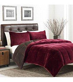 Eddie Bauer® Premium Fleece Comforter & Sham Set