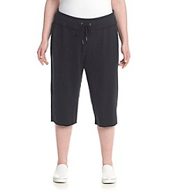 Calvin Klein Performance Plus Size Everyday Crop Pants