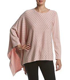 Anne Klein® Cape Sweater