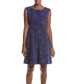 Anne Klein® Fit And Flare Dress