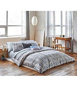 Calvin Klein City Plaid Bedding Collection