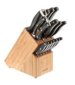 BergHoff® 15-Piece Forged Knife Set with Block