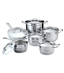 BergHoff® Hotel Line 12-Piece Stainless Steel Cookware Set