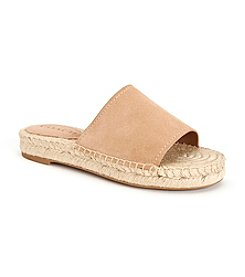 COACH CLAUDIA SLIDE SANDALS