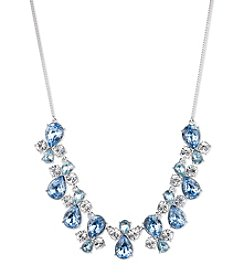Givenchy® Multi Stone Frontal Necklace