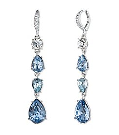 Givenchy® Multi Stone Linear Earrings