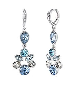 Givenchy® Multi Cluster Drop Earrings