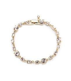 Givenchy® Silk Simulated Crystal Flex Bracelet