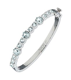 Givenchy® Simulated Crystal Bangle Bracelet