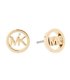 Michael Kors® Logo Stud Earrings