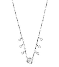 Michael Kors® Logo Pendant Necklace