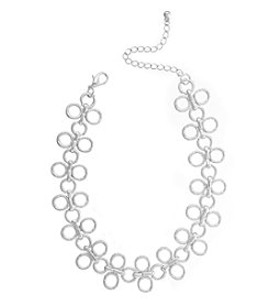 Robert Rose Linked Figure 8 Choker