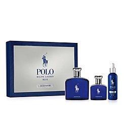 Ralph Lauren® Polo Blue Eau De Parfum Gift Set (A $196 Value)