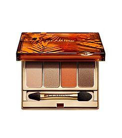 Clarins Limited Edition Sunkissed 4 Colour Eyeshadow Palette