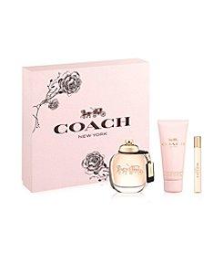 COACH® 3 Piece Gift Set