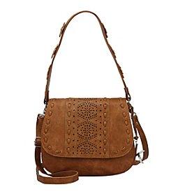 Kensie® Jakarta Saddle Bag