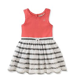 Calvin Klein Jeans Baby Girls' Ribbed Tank Dress