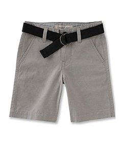 Calvin Klein Boys' 8-20 Horizontal Shorts